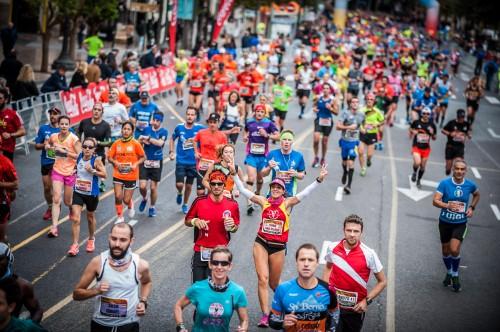 Reportaje oficial Extremephoto Maratón Valencia Trinidad Alfonso 2016