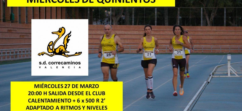 Miercoles de 500 MARZO (Demo)