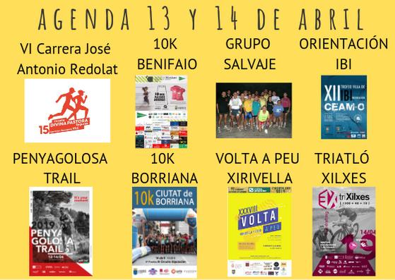 agenda 13 y 14 abril (Demo)