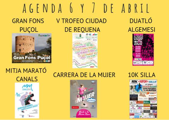 agenda 6 y 7 abril (Demo)
