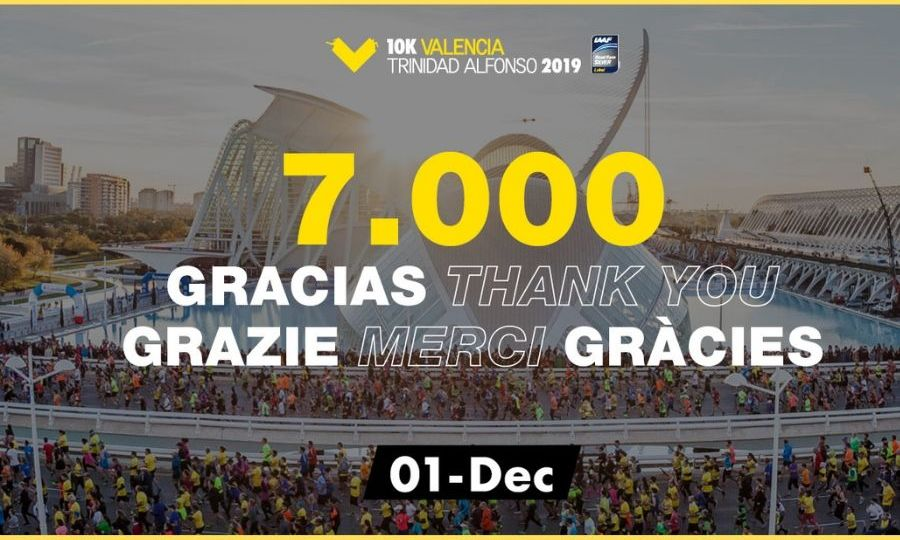 10k gracias
