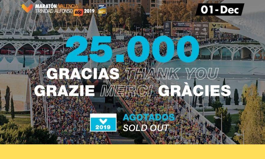 gracias maraton