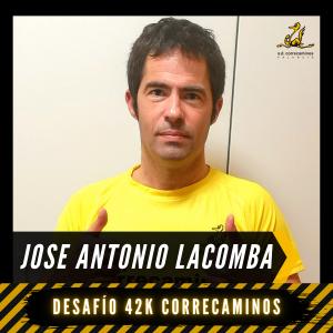 Jose Antonio Lacomba