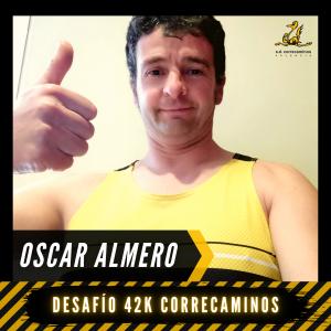 Oscar Almero