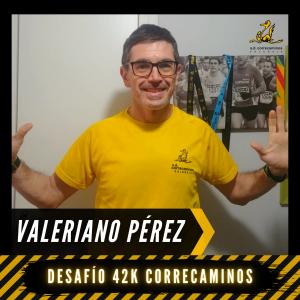 Valeriano Pérez